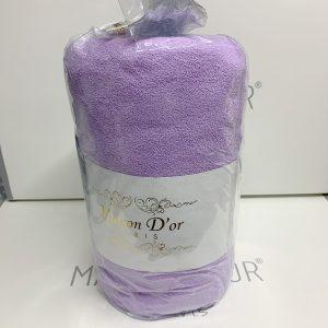 купить Простынь на резинке с наволочками mahra lilac