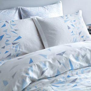 купить Светящееся постельное белье ТАС Crystal Голубой фото