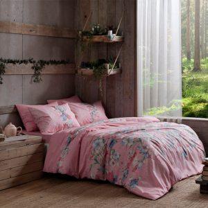 купить Постельное белье TAC Fleur Pink Розовый фото