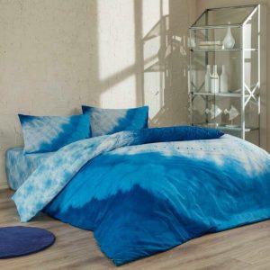 купить Постельное белье TAC Horizon Blue Синий фото