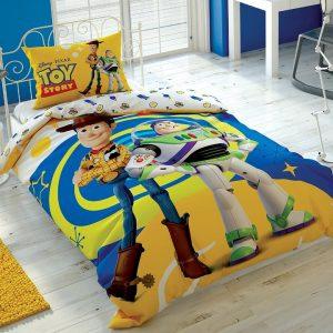 купить Детское постельное белье TAC Toy Story 4 Желтый фото