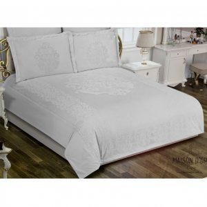 купить Постельное белье Maison Dor ADRIEEN WHITE Белый фото