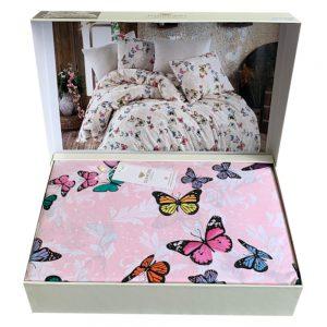 купить Постельное белье DIAMOND KENZO PUDRA Розовый фото