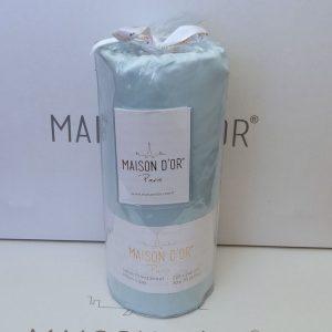 купить Простынь на резинке с наволочками Maison Dor BLUE