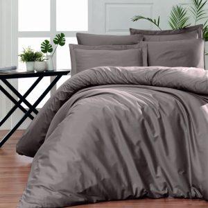 купить Постельное белье First Choice сатин люкс snazzy mink Серый фото