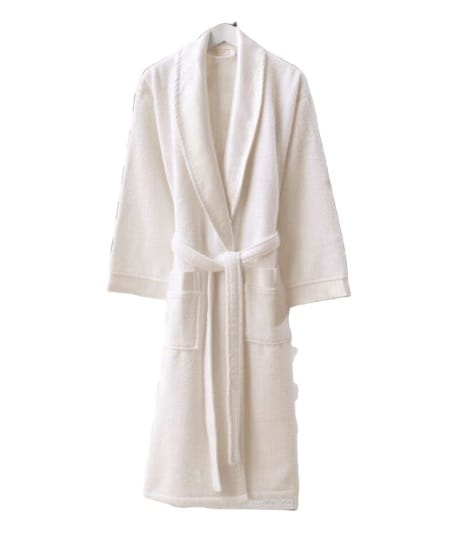 купить Женский махровый халат Zugo Home Long Twist Bayan