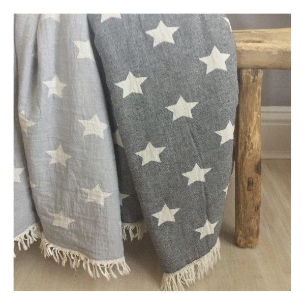 купить Плед-накидка Barine Wool Star Throw Grey