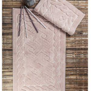 купить Набор ковриков Zugo Home Asos Pudra 50x60+60x100