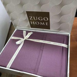 купить Постельное белье Zugo Home сатин Plum Фиолетовый фото