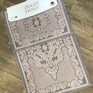 купить Набор ковриков Zugo Home Mercan Pudra