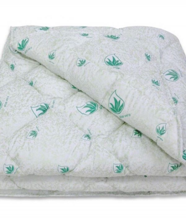 купить Одеяло антиаллергенное Vende Алое Вера Light