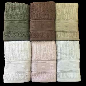 купить Набор махровых полотенец Sikel жаккард Topkapi 6 шт