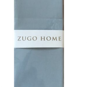 купить Набор наволочек Zugo Home ранфорс Basic серый