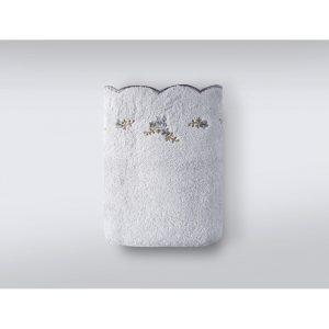 купить Набор полотенец Irya Clarina a.gri светло-серый 3 шт