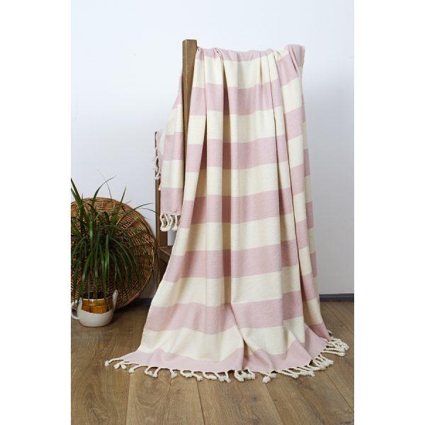 купить Плед-накидка Barine Deck Throw Pink