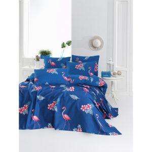 купить Покрывало пике Lotus Home Perfect Flamingo
