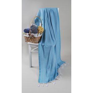 купить Пляжное полотенце Barine Pestemal Engin Turquouise
