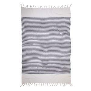 купить Пляжное полотенце Barine Pestemal White Imbat Royal