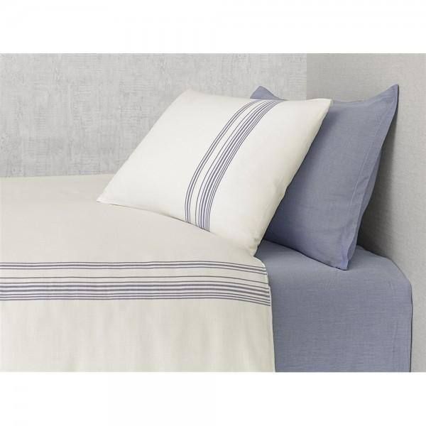 купить Постельное белье Buldans Esinti mirage mavi king size Голубой фото