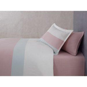 купить Постельное белье Buldans Verona gul kurusu king size Розовый фото