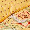 купить Постельное белье Karaca Home ранфорс Manas hardal Желтый фото 105462