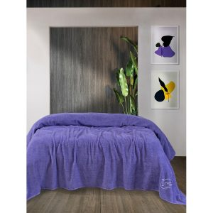 купить Простынь Iris Home махровая Lavanta
