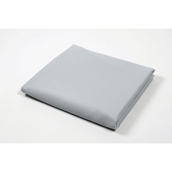 купить Простынь на резинке Lotus Отель Сатин Классик серый