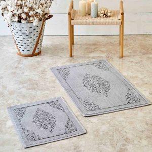 купить Набор ковриков Karaca Home-Milly gri