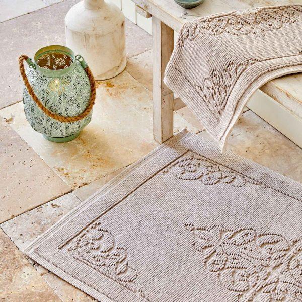 купить Набор ковриков Karaca Home-Milly krem