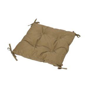 купить Подушка на стул с завязками Iris Home Optima Коричневый