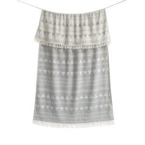 купить Пляжное полотенце Barine Pestemal-Chalkboard 95x165 Grey