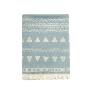купить Пляжное полотенце Barine Pestemal-Chalkboard 95x165 Teal