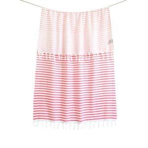 купить Пляжное полотенце Barine Pestemal-Reef 90x165 Flamingo