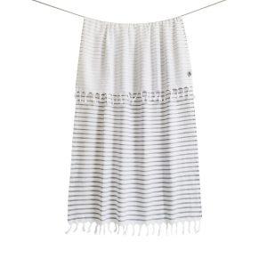купить Пляжное полотенце Barine Pestemal-Reef 90x165 Grey