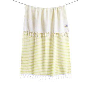 купить Пляжное полотенце Barine Pestemal-Reef 90x165 Sunshine