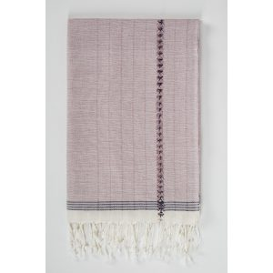 купить Пляжное полотенце Irya Pestemal-Carmen lila 90x170