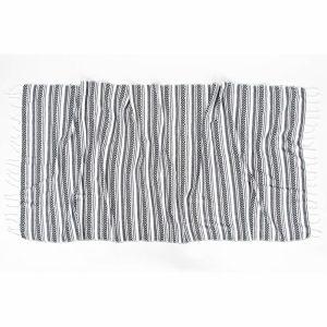 купить Пляжное полотенце Irya Pestemal-Velovis siyah 90x170