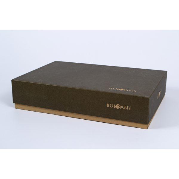 купить Постельное белье Buldans-Verona antrasite king size Черный|Серый фото