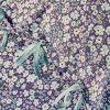 купить Постельное белье Karaca Home-Flori yesil Фиолетовый фото 106111
