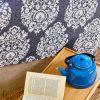 купить Постельное белье Karaca Home-Moni indigo pike jacquard Синий фото 106149