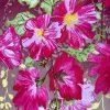 купить Постельное белье микросатин 100344 Красный|Розовый фото 107996