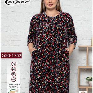 купить Женский халат Cocoon 20-1752
