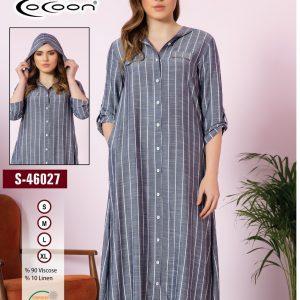 купить Женский халат Cocoon 46027
