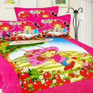 купить Постельное белье Маша Розовый фото