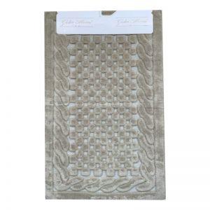купить Набор ковриков GELIN BEIGE DARK Бежевый фото