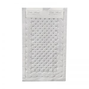 купить Набор ковриков GELIN KREM Белый фото
