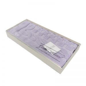купить Коврик GELIN LILAC Лиловый|Фиолетовый фото