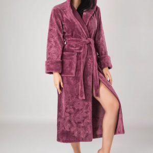 купить Женский халат Nusa ns 8655 murdum