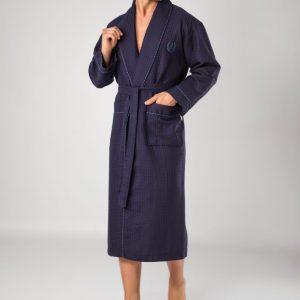 купить Мужской халат Nusa ns 12680 lacivert