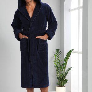 купить Мужской халат Nusa ns 1240 lacivert